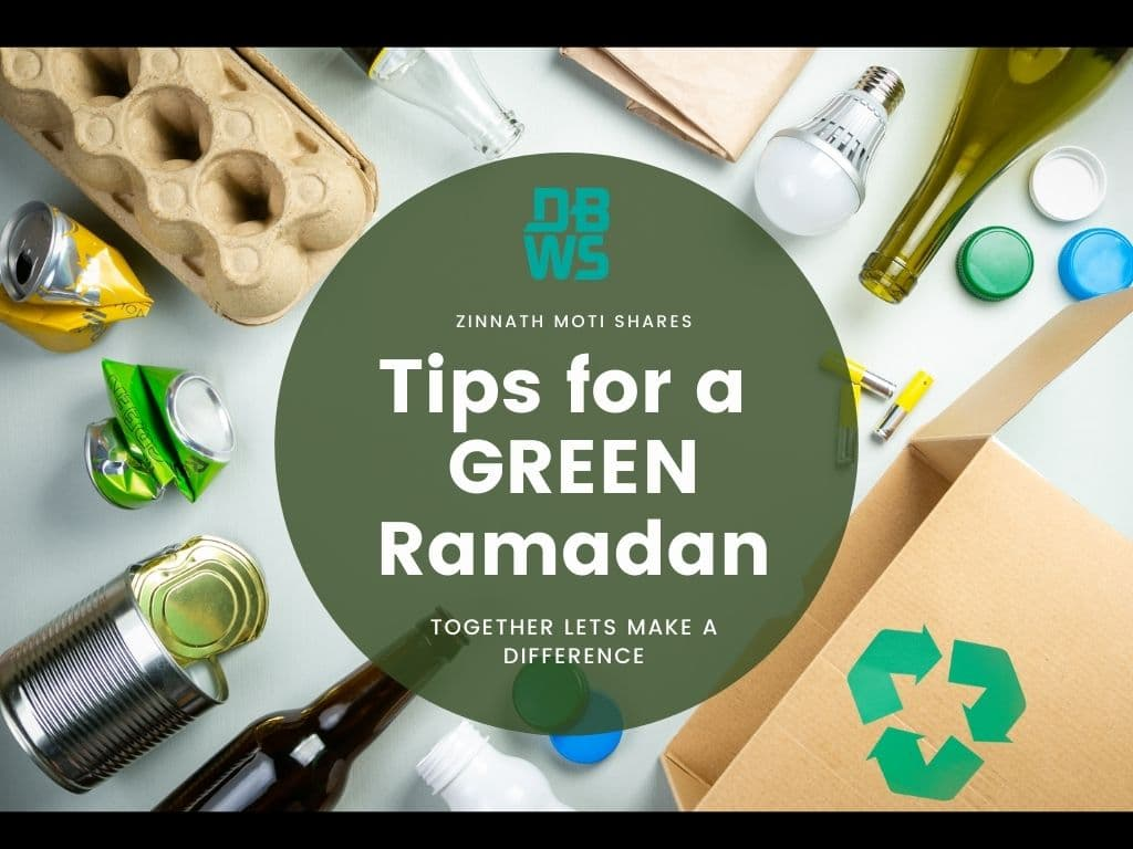 Be GREENER this Ramadan Thumbnail
